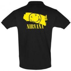 Футболка Поло Nirvana Smile