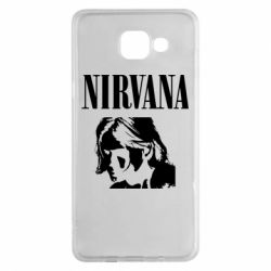Чохол для Samsung A5 2016 Nirvana