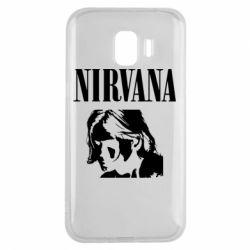 Чохол для Samsung J2 2018 Nirvana