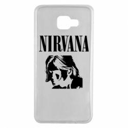 Чохол для Samsung A7 2016 Nirvana