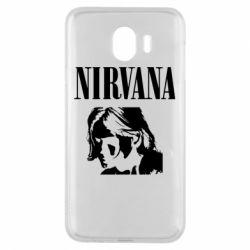Чохол для Samsung J4 Nirvana