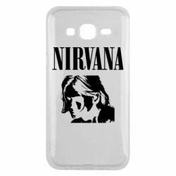 Чохол для Samsung J5 2015 Nirvana