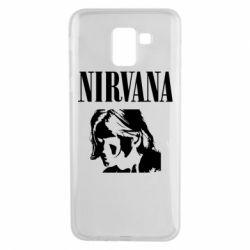 Чохол для Samsung J6 Nirvana