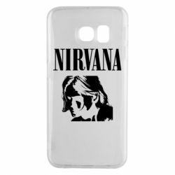 Чохол для Samsung S6 EDGE Nirvana