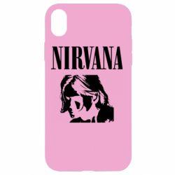 Чохол для iPhone XR Nirvana