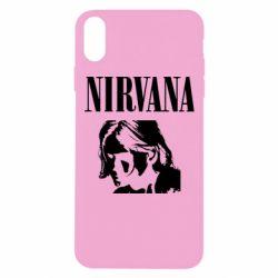Чохол для iPhone Xs Max Nirvana