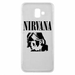 Чохол для Samsung J6 Plus 2018 Nirvana