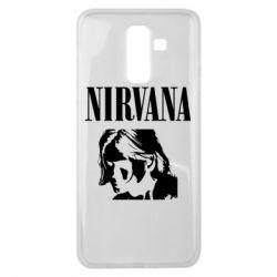 Чохол для Samsung J8 2018 Nirvana