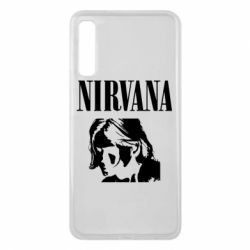 Чохол для Samsung A7 2018 Nirvana