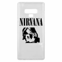 Чохол для Samsung Note 9 Nirvana