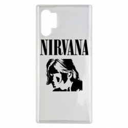 Чохол для Samsung Note 10 Plus Nirvana