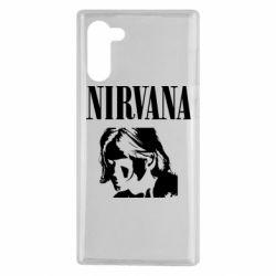 Чохол для Samsung Note 10 Nirvana