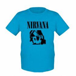 Дитяча футболка Nirvana