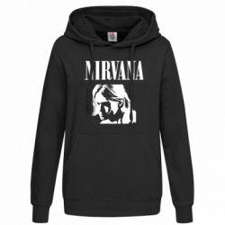Толстовка жіноча Nirvana