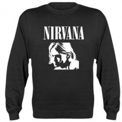 Реглан (світшот) Nirvana