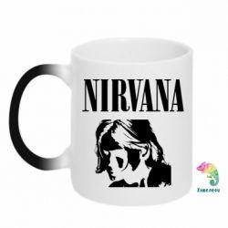 Кружка-хамелеон Nirvana
