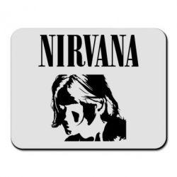 Килимок для миші Nirvana