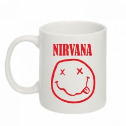 Кружка 320ml Nirvana - FatLine