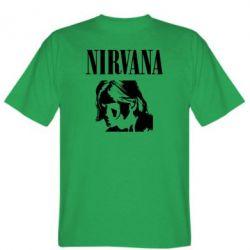 Чоловіча футболка Nirvana