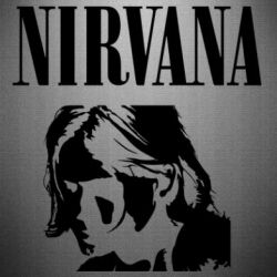 Наклейка Nirvana