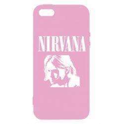 Чохол для iphone 5/5S/SE Nirvana