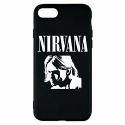 Чохол для iPhone 8 Nirvana