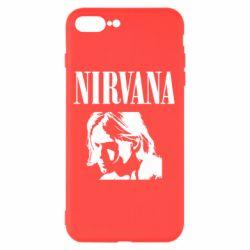 Чохол для iPhone 8 Plus Nirvana