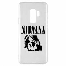 Чохол для Samsung S9+ Nirvana