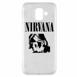Чохол для Samsung A6 2018 Nirvana
