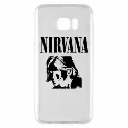 Чохол для Samsung S7 EDGE Nirvana