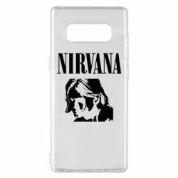 Чохол для Samsung Note 8 Nirvana