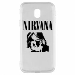 Чохол для Samsung J3 2017 Nirvana
