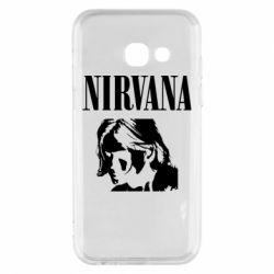 Чохол для Samsung A3 2017 Nirvana
