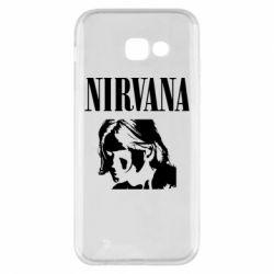 Чохол для Samsung A5 2017 Nirvana
