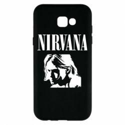 Чохол для Samsung A7 2017 Nirvana