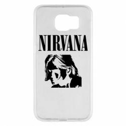 Чохол для Samsung S6 Nirvana