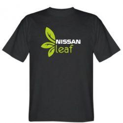 Мужская футболка Nissa Leaf - FatLine