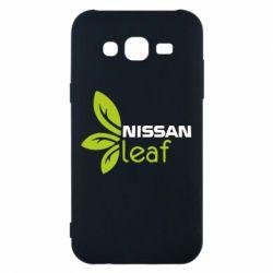 Чехол для Samsung J5 2015 Nissa Leaf