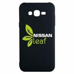Чехол для Samsung J7 2015 Nissa Leaf