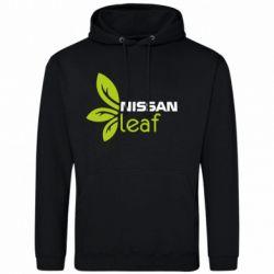 Мужская толстовка Nissa Leaf - FatLine