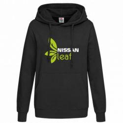 Женская толстовка Nissa Leaf - FatLine