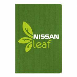 Блокнот А5 Nissa Leaf