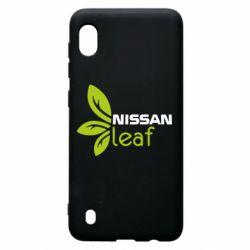 Чехол для Samsung A10 Nissa Leaf