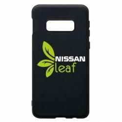 Чехол для Samsung S10e Nissa Leaf