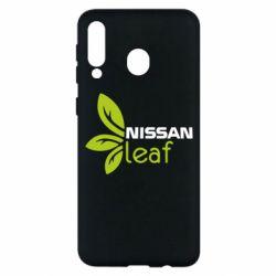 Чехол для Samsung M30 Nissa Leaf