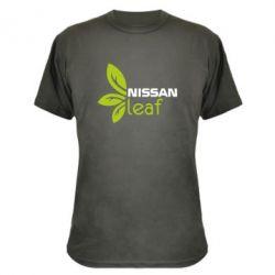 Камуфляжна футболка Nissa Leaf