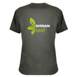 Камуфляжная футболка Nissa Leaf - FatLine