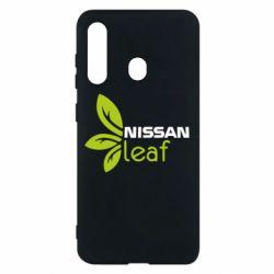 Чехол для Samsung M40 Nissa Leaf