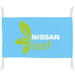 Флаг Nissa Leaf