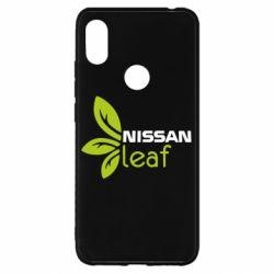 Чехол для Xiaomi Redmi S2 Nissa Leaf
